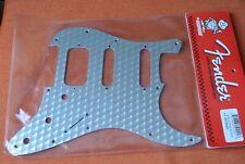 Pickguard FENDER guitare guitar Stratocaster HSS Engine Turner Clear Pearl
