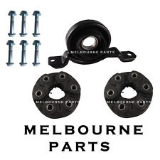 2 Tailshaft Couplings + Centre Bearing Holden Commodore VX VY VZ V6 Manual Ute