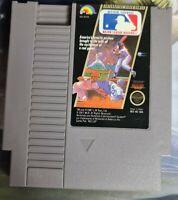 Major League Baseball (Nintendo Entertainment System, 1988)