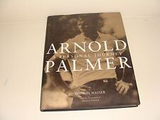 1994 ARNOLD PALMER A PERSONAL JOURNEY Thomas Hauser Golf Golfer Illustrated Book