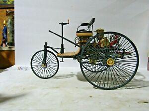 Franklin/Danbury mint 1:8 1886 Benz Patent wagon classic vintage model rare 112