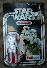 12 back  STAR WARS Stormtrooper Palitoy figure 1977 near mint unpunched vintage