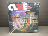 CLUE the Classic Mystery Game 2013 Hasbro 2-Sided Board Mansion or Boardwalk New