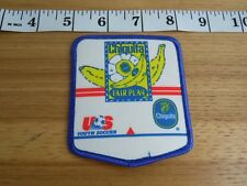 Chiquita Fair Play   soccer club Patch free shipping
