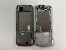 100% Original Nokia C3-01 Mittelrahmen Rahmen Frame Gehäuse Rahmen NEU Grau