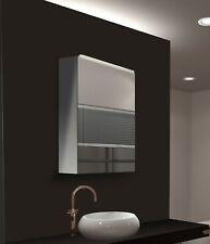 Talos Mirage Spiegelschrank Glas Silber 50x 60 Cm