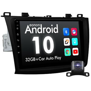 """CAM+ Android 10 9"""" GPS Navi Car Radio Stereo Head Unit DSP For Mazda 3 2010-2013"""