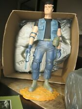 """Leblon Delienne-Statuette VANCE """"XIII-Boite certif.-713 exemplaires"""