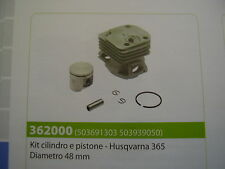 KIT CILINDRO PISTONE - HUSQVARNA 365 DIAMETRO 48MM