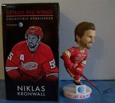 BOBBLE HEAD 2013/14 AT&T BOBBLEHEAD NIGHTS NHL DETROIT REDWINGS NIKLAS KRONWALL