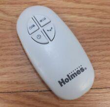 Genuine Holmes (15VX2R03) White Remote Control With Battery Cover **READ**