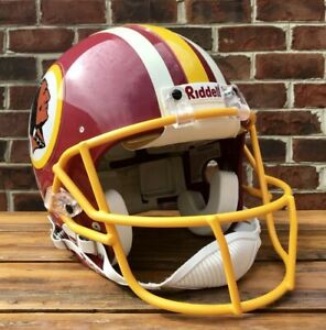Vintage Art Monk Washington Redskins Riddell VSR-1 Football Helmet