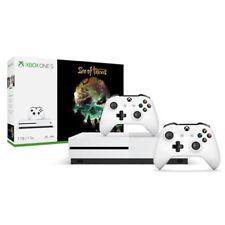 Xbox One S 1TB - Sea of Thieves Bundle + Extra White Xbox Wireless Controller