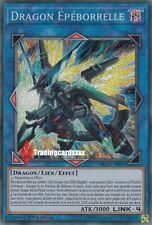 ♦Yu-Gi-Oh!♦ Dragon Epéeborrelle (Borrelsword) : BLHR-FR071 -VF/Secret Rare-