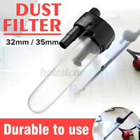 35mm Turbo Dust Interceptor Vacuum Cleaner Cyclonic Separator Collector
