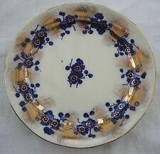 ANTIQUE ORIGINAL BLUE  MID 19thC ANTIQUE S.HANCOCK STAFFORDSHIRE POTTERY PLATE