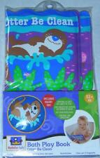 "Manhattan Toy Baby Bath Play Book Set  ""Otter Be Clean"""