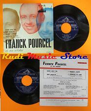 LP 45 7''FRANCK POURCEL Vivre avec toi Hop digui-di france VOIX MAITRE cd mc dvd