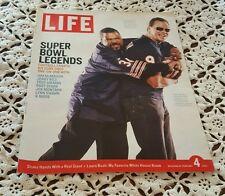LIFE WEEKEND MAGAZINE ♢ FEBRUARY 4, 2005
