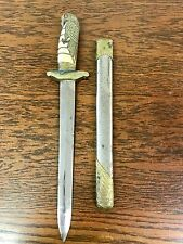 Chinese Army Officer's Dagger