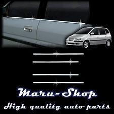 Chrome Door Window Sill Belt Line Cover Tirm for 01~10 Hyundai Matrix/Lavita