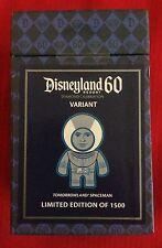 Disneyland Vinylmation Park Starz 60th Diamond Celebration Tomorrowland Spaceman