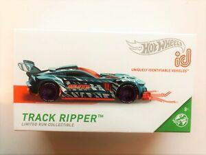 Hot Wheels ID Track Ripper Limited Edition FXB02-999Q Diecast 1/64