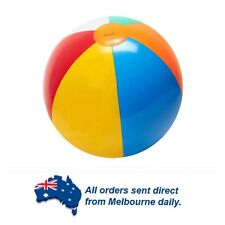 JULY SPECIAL.    Inflatable Novelty Beach Ball – Multi Coloured