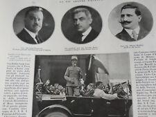 L'illustrazione italiana 1927 centrale MESE Chiavenna Sondrio costumi valtellina