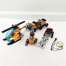 Lego Artic 60036 60035 Vehicle Mini Figure Dog Lot