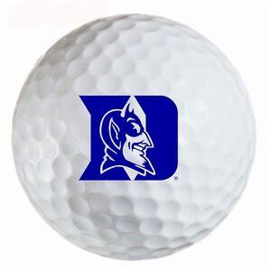 Duke Blue Devils Titleist ProV1 Refinished NCAA Golf Balls 12 pack