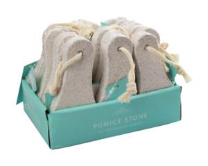 Natural PUMICE STONE Block Hard Dead Skin Callus Remover Exfoliate Feet New UK