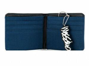 Mossimo Genuine Trendy Urban Navy Wallet plus Key-ring