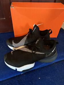 Nike Training Air Zoom Superrepp Trainers Black Uk 8.5 43