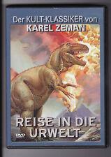 Reise in die Urwelt - Karel Zeman  DVD