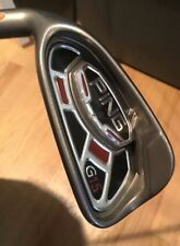 "LH PING G15 Orange Dot 7 Iron *Demo Regular Flex Steel Barely Used 36"" Golf Club"