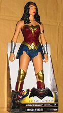Dawn of Justice Jakks Pacific WONDER WOMAN 45 cm Big Figure Superman VS Batman