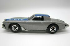 1979 Hot Wheels Stutz Blackhawk Metallic Silver - Blackwall BW HK - Diecast Car