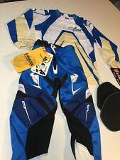 Thor Kids Motocross Gear Set Pants 18 Jersey Xx-Small Blue pw ttr 50 Combo
