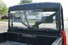 POLARIS RANGER XP 570 FULL SIZE PRO-FIT CAGE (2015-2016) REAR WINDSHIELD