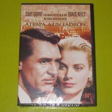 DVD.- ATRAPA A UN LADRON - ALFRED HITCHCOCK - GRACE KELLY - PRECINTADA
