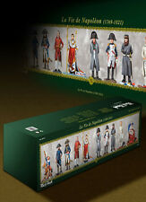 BlackHawk: BH0611 La Vie de Napoleón, Complete Boxed Set of 10 Figures