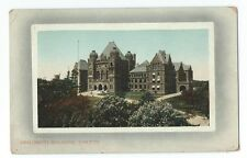 Vintage Postcard Parliament Buildings, Toronto, The Valentine & Sons Publishing