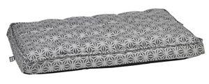 Bowsers Pet Luxury Crate Mattress Micro Jacquard Microlinen Microvelvet