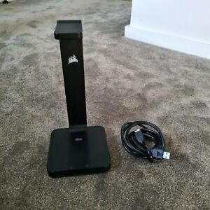 Corsair ST100 RGB Premium Headset Stand & Holder PN CA-9011167-AP