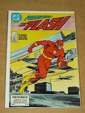 FLASH #1 DC LEGENDS NOT NEW 52 JUNE 1987