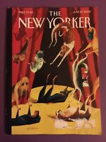 JUNE 10 2002 -  THE NEW YORKER Magazine - DOG SHOW  MARK Ulriksen FREE SHIPPING