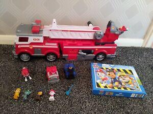 Paw patrol fire engine Bundle
