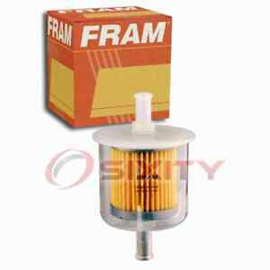 FRAM G12 Fuel Filter for ALG-894/2 E9BZ-9155-A FF689 G497 GF226 GF687 Gas dn
