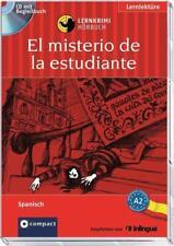 Hörbücher auf Spanisch mit Audio-CD